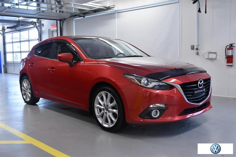 Mazda Mazda3 Sport 2014 GT-SKY+TOIT+GPS+CUIR #U6148