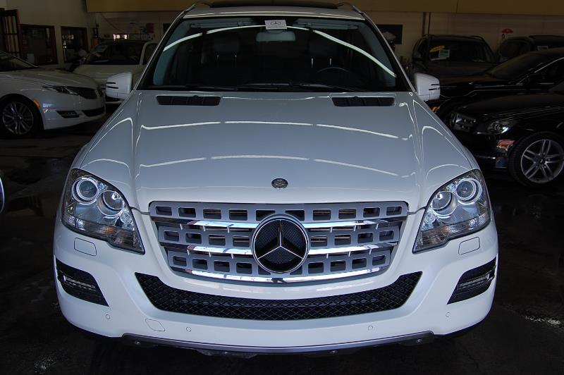 2011 Mercedes-Benz M-Class BlueTEC-4MATIC- ML350 Used for sale in