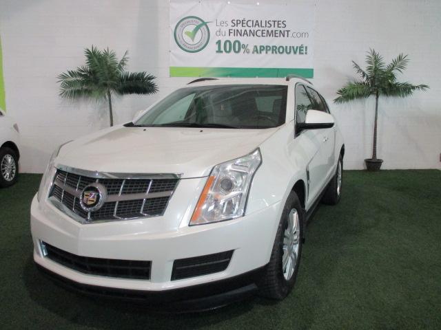 Cadillac SRX 2011 3.0 AWD #1512-01