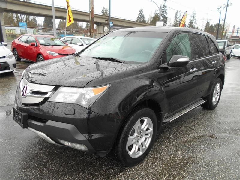 2009 Acura MDX Tech Pkg Nav & Roof #MM1127