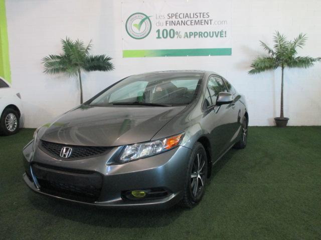 Honda Civic Coupe 2012 EX-L #1590-03