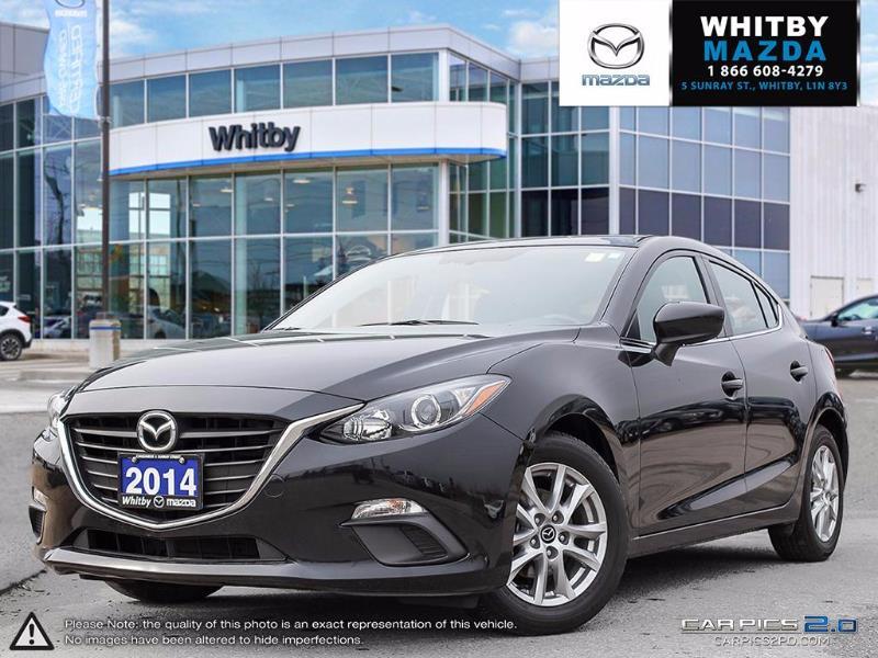 2014 Mazda Mazda3 Sport 4dr HB Sport GS-SKY #170212A
