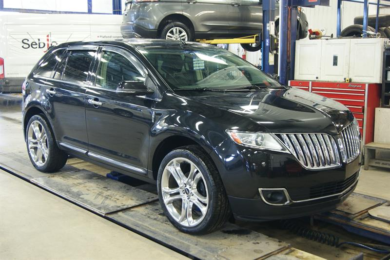 Lincoln MKX 2014 AWD #17579A