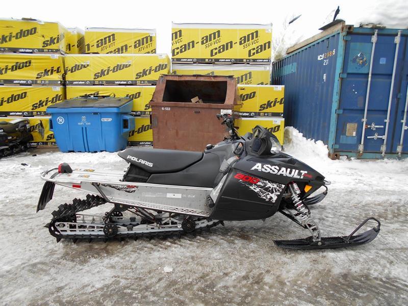 Polaris RMK Assault 155 800 2010