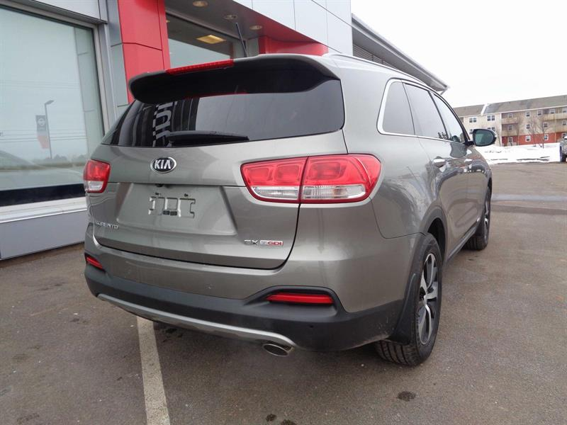 2016 kia sorento ex used for sale in charlottetown at centennial nissan of charlottetown. Black Bedroom Furniture Sets. Home Design Ideas