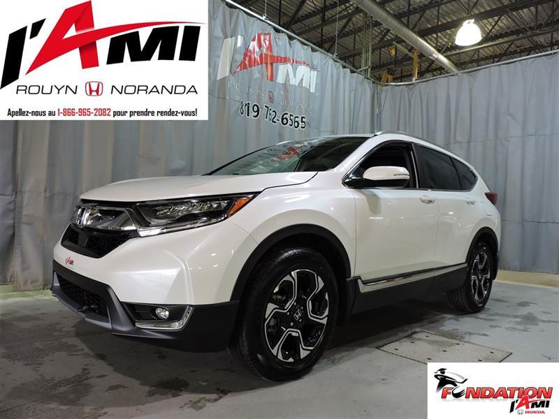 Honda CR-V 2017 Touring #17066