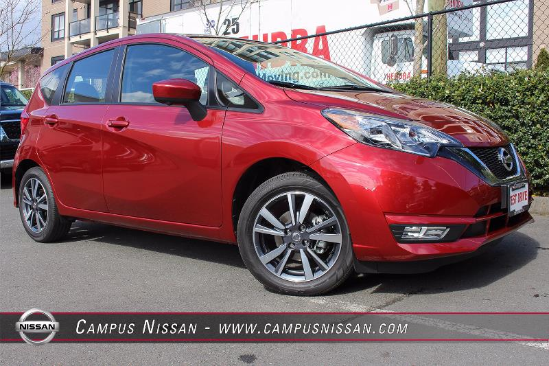2017 Nissan Versa Note SL w/ BACKUP CAM & NAVI #D7-B046