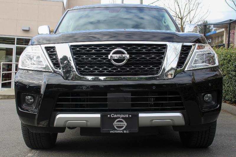 2017 nissan armada platinum used for sale in victoria at campus acura. Black Bedroom Furniture Sets. Home Design Ideas