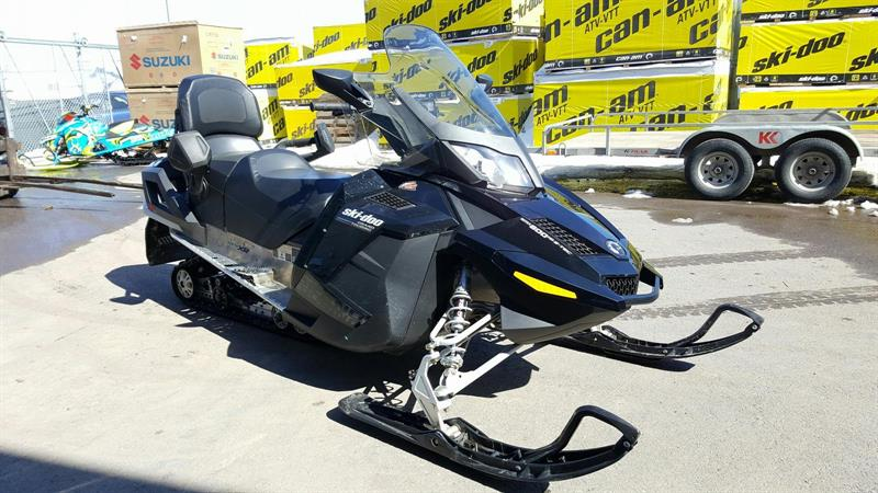 Ski-Doo grand touring 600 ho e-tec 2011