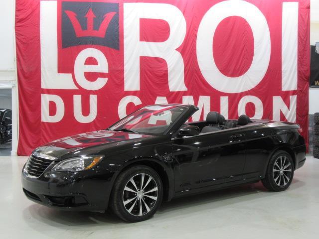 Chrysler 200 2012 Convertible S HARDTOP CUIR #A6137