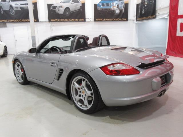 porsche boxster boxster s 3 2l i 6 2006 occasion vendre saint eustache chez le roi du camion. Black Bedroom Furniture Sets. Home Design Ideas
