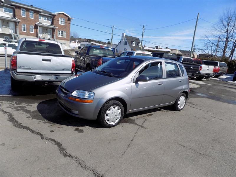 Chevrolet Aveo 2008 LS #AD3411