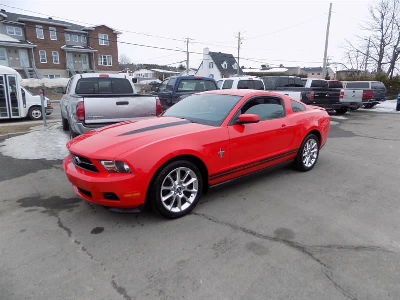 Ford Mustang 2011 V6 #AD3414