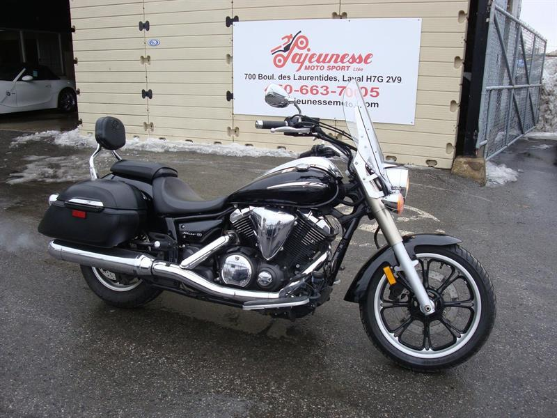 moto yamaha v star 1300 a vendre