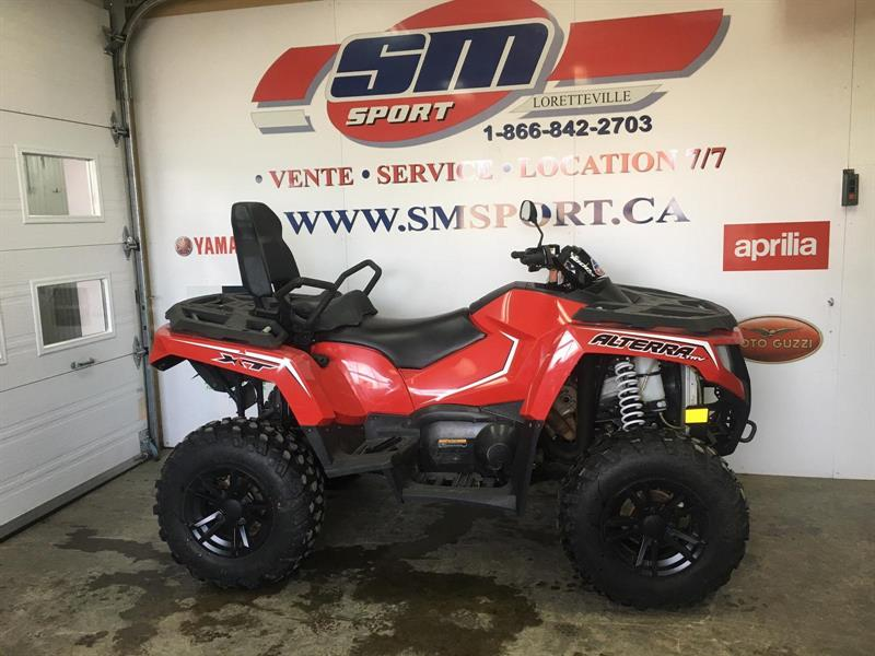 2017 Arctic Cat ALTERRA TRV 1000 XT EPS #LOCATION3