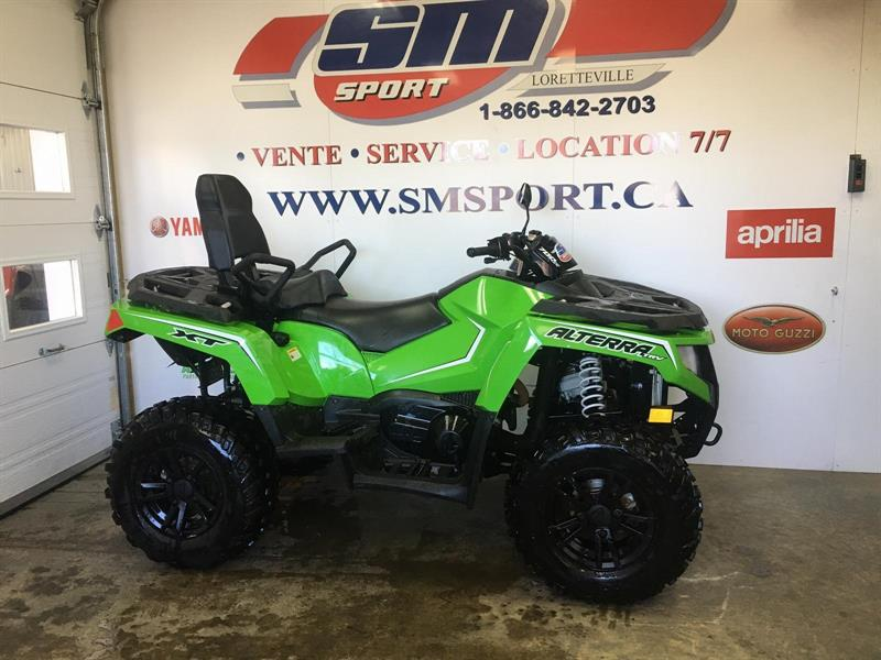 2017 Arctic Cat ALTERRA TRV 700 XT EPS #LOCATION2