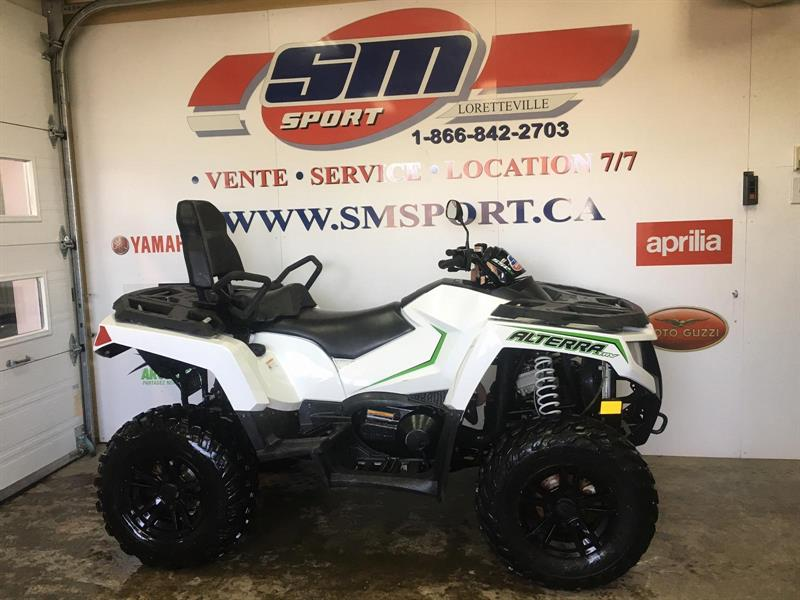 2017 Arctic Cat ALTERRA TRV 550 XT EPS #37023