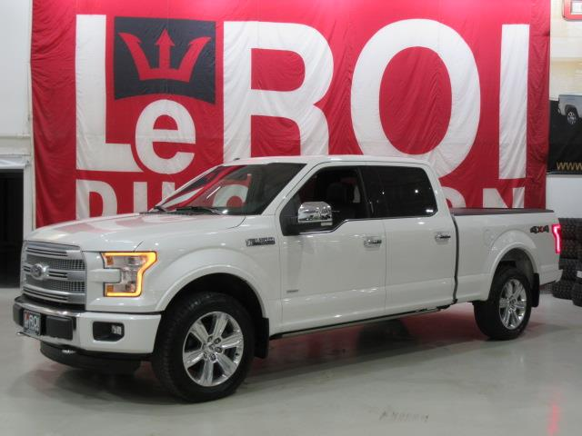 Ford F150 2015 PLATINUM ECOBOOST SKYVIEW #A6173