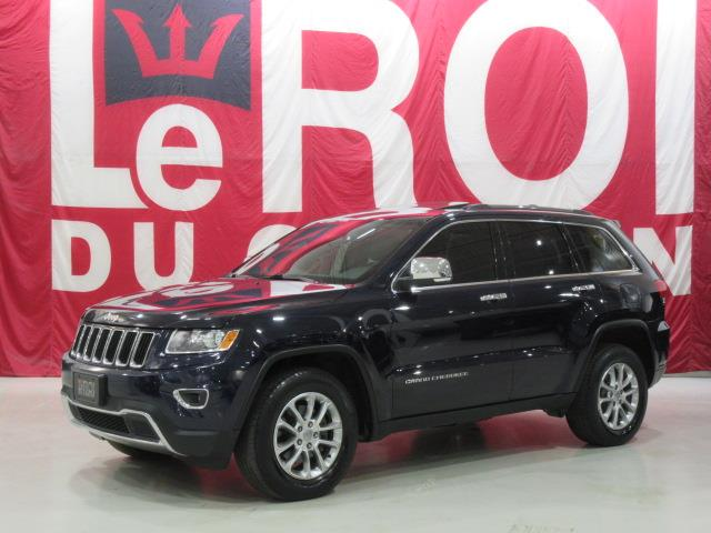 Jeep Grand Cherokee 2014 4WD V6 3.6L Limited #A5863-1
