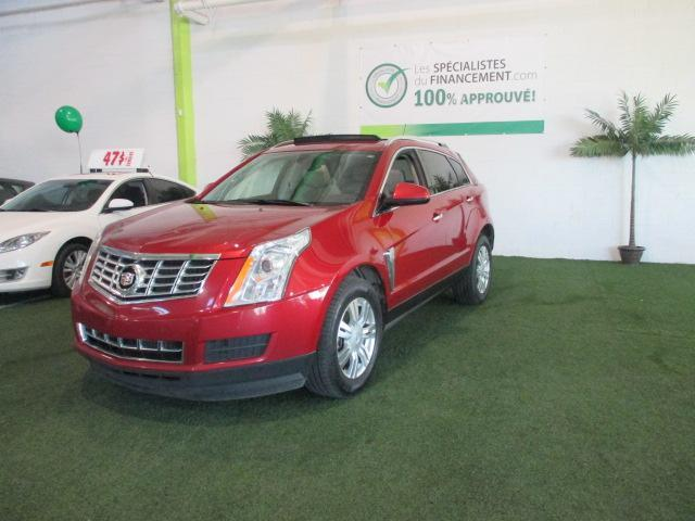 Cadillac SRX 2015 Luxury   #1618-03