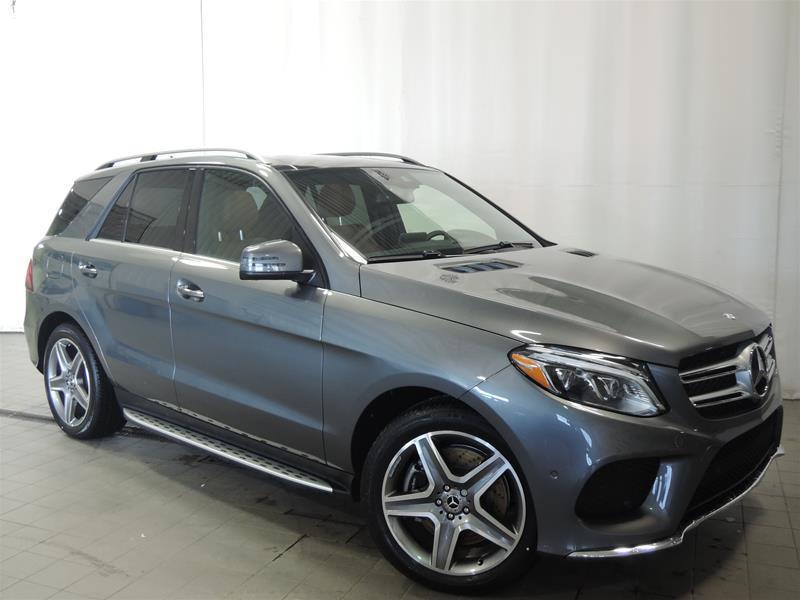 Mercedes-Benz GLE400 2017