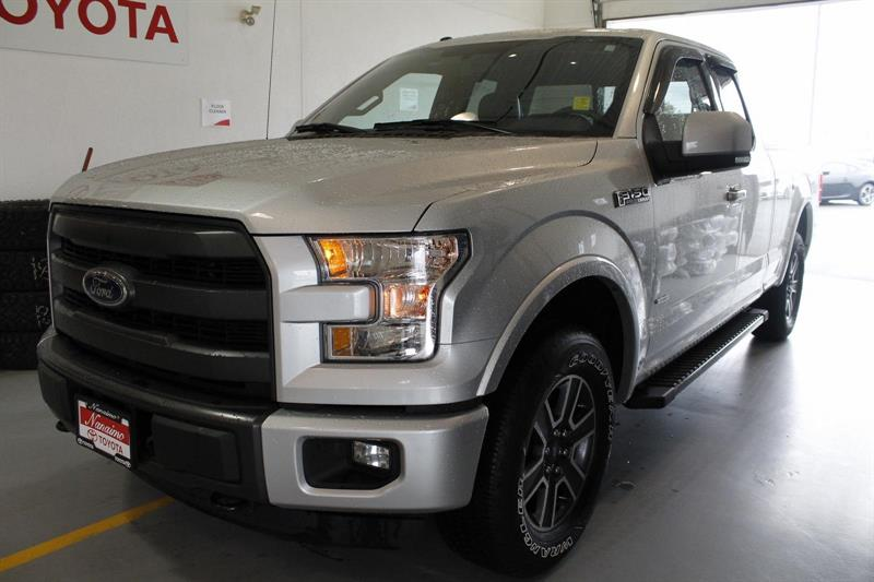 2015 Ford F-150 Lariat #18267A