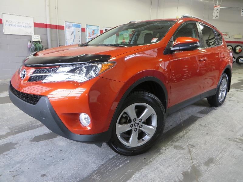 Toyota RAV4 2015 AWD XLE *GPS+TOIT* #U7535