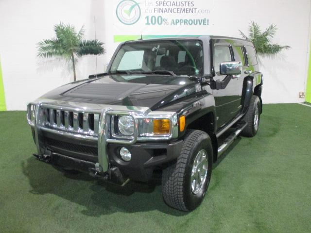 Hummer H3 2010 SUV Luxury #1606-03