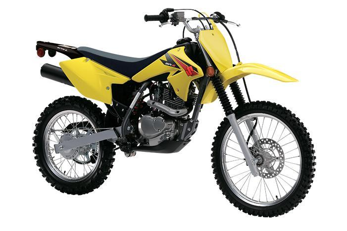 Suzuki NEUF DRZ-125L 2017