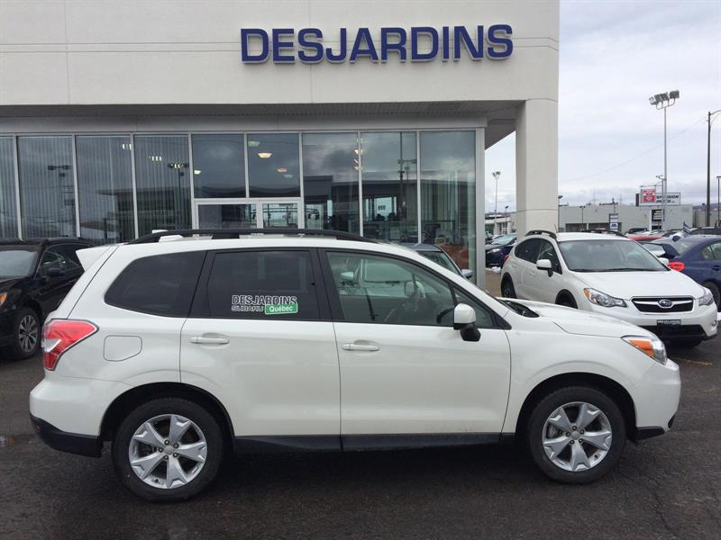 Subaru Forester 2016 Touring #Y6274