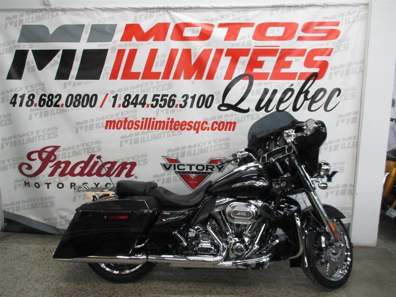 Harley Davidson FLHXSE SCREAMIN EAGLE STREET GLIDE 2012