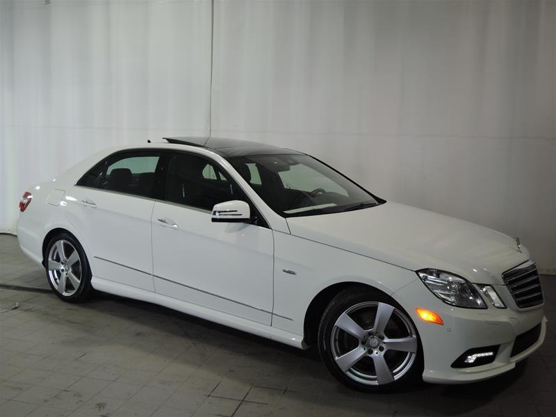 Mercedes-Benz E350 2011 4MATIC Sedan 1 SEUL PROPRIO #17-0260A