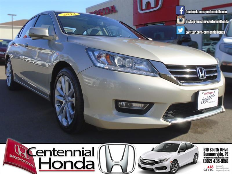 2013 Honda Accord Sedan Touring #8172A