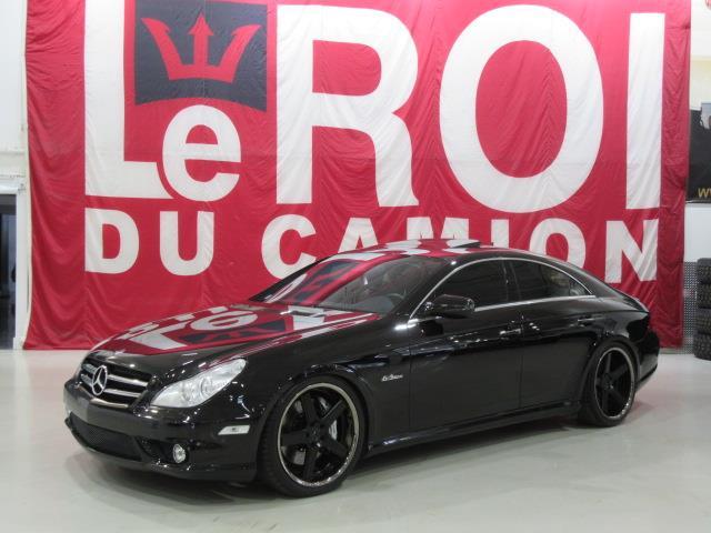 Mercedes-Benz Classe-CLS 2009