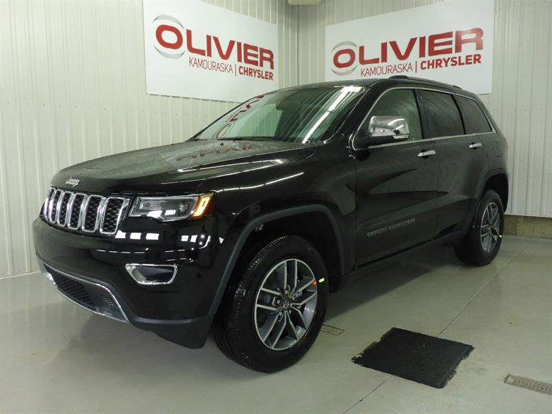 Jeep Grand Cherokee 2017 Limited 4x4 #E991