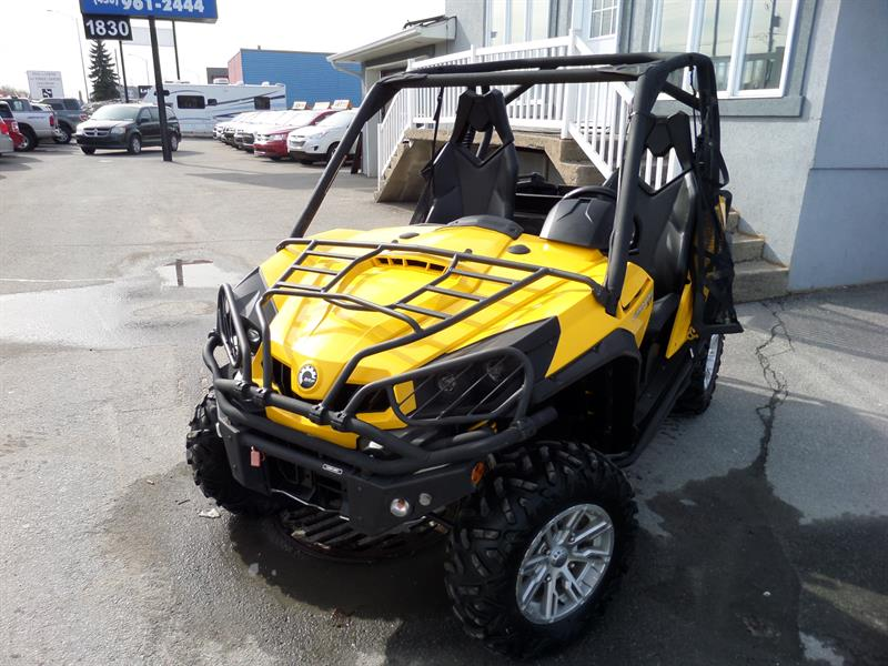Can-am Commander 2014 1000cc #17-057