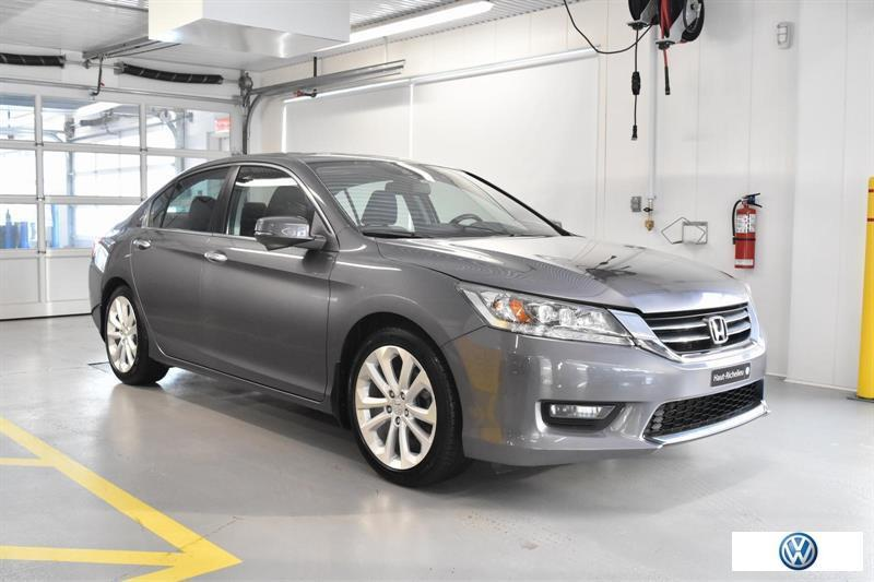 Honda Accord 2014 Touring+GPS+TOIT #70145A