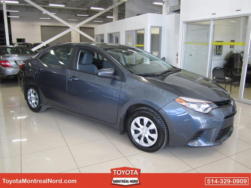 Toyota Corolla 2015 CE Gr.Electric #2520 AT