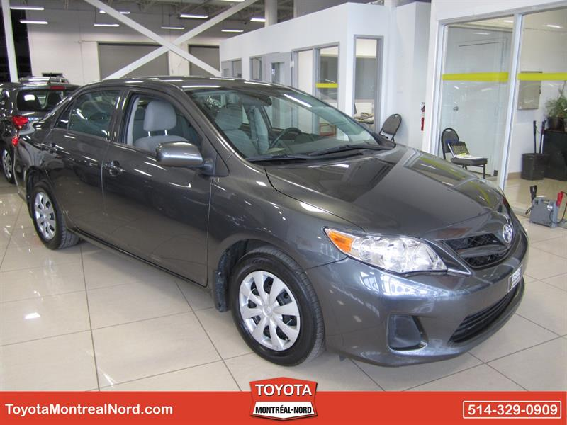 Toyota Corolla 2013 CE Gr.Electric #2553 AT