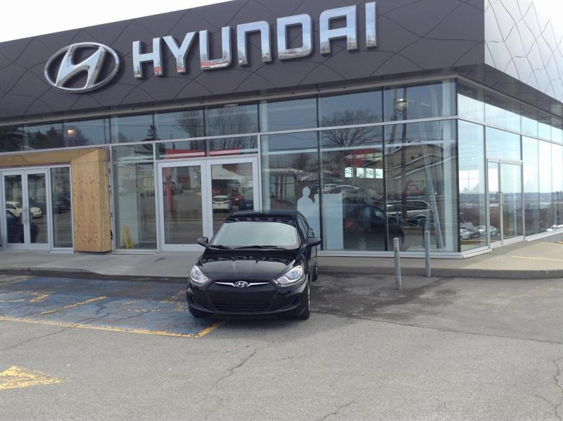 Hyundai Accent Sedan 2013 L #7186A