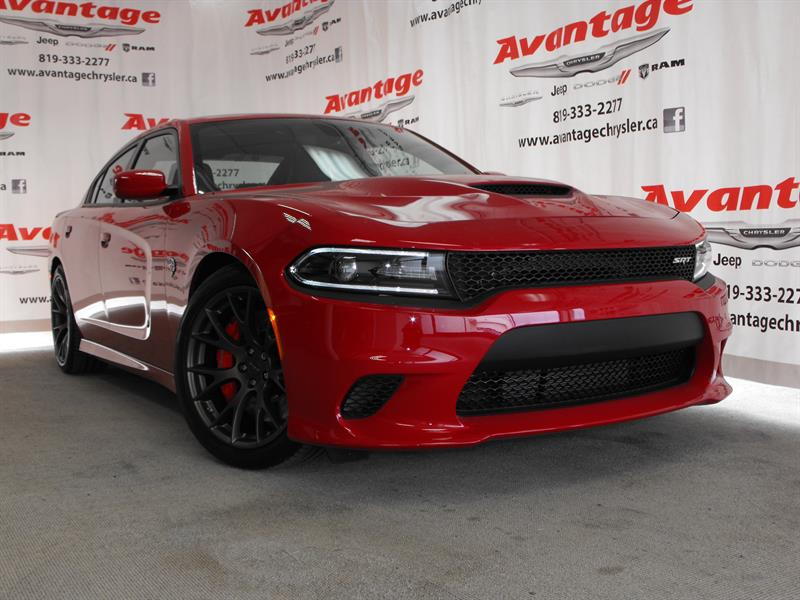 Dodge Charger 2017 SRT HELLCAT #37139