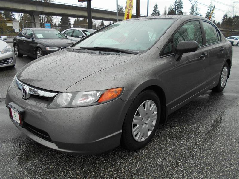 2007 Honda Civic DX-G #MM1301