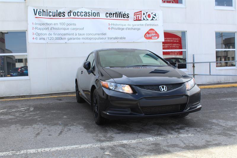 Honda Civic Coupé 2012
