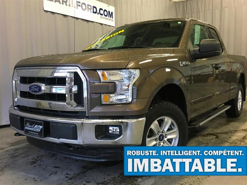 Ford F-150 2015 KING-CAB XLT 4X4 CHROME PACK #C6058