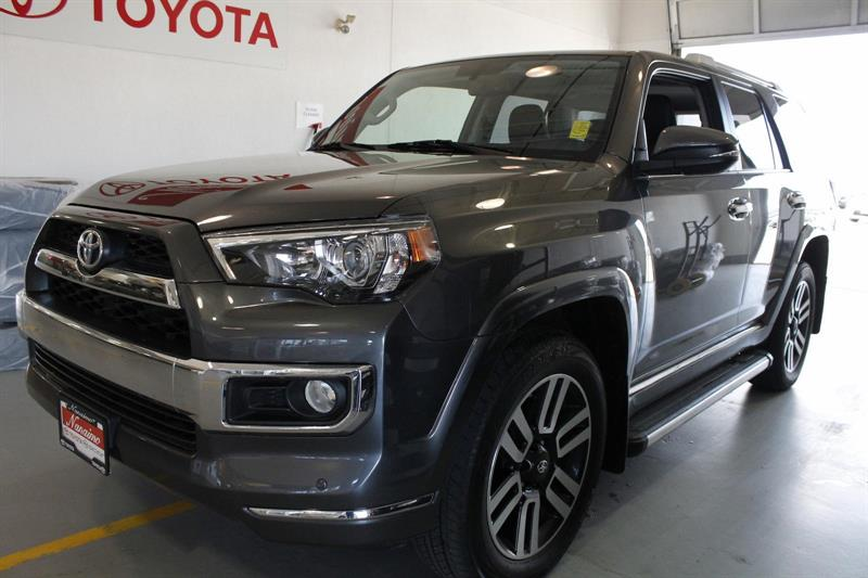 2014 Toyota 4Runner LTD #18261AX