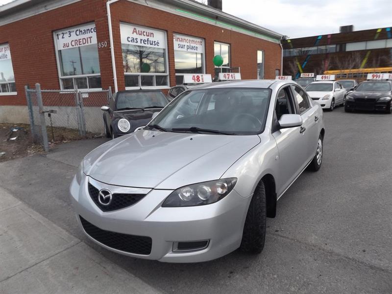 Mazda 3 2008 GX #1624-03