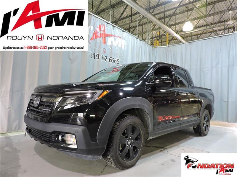Honda Ridgeline 2017 Black Edition #17007