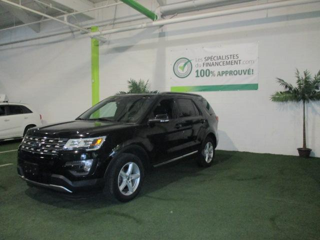 Ford Explorer 2016 XLT 4WD 7 passagers #1625-04
