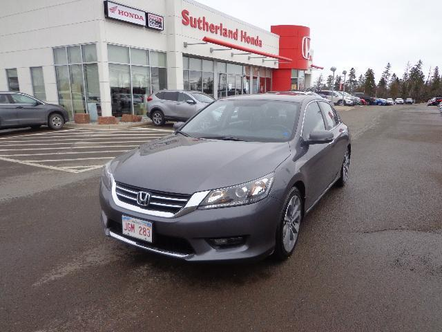2014 Honda Accord Sedan Sport #EA804245A