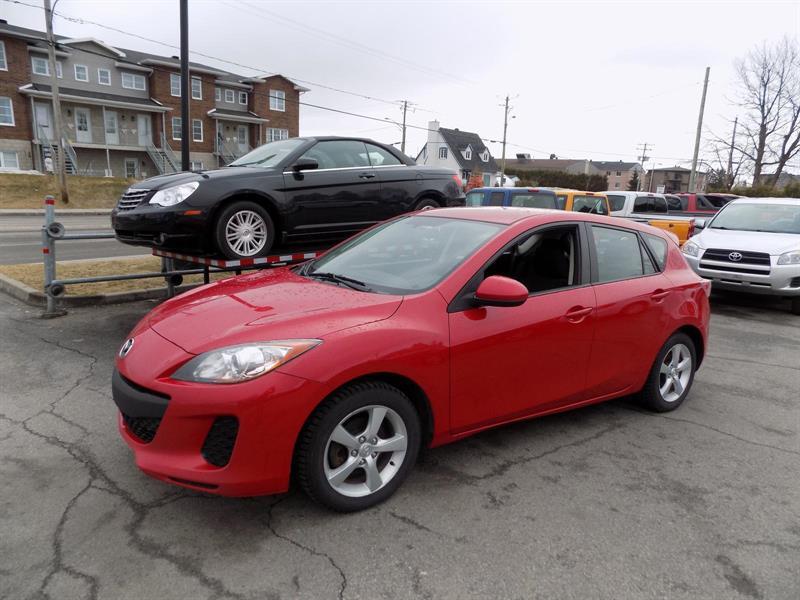 Mazda 3 Sport 2012 GX #AD3475